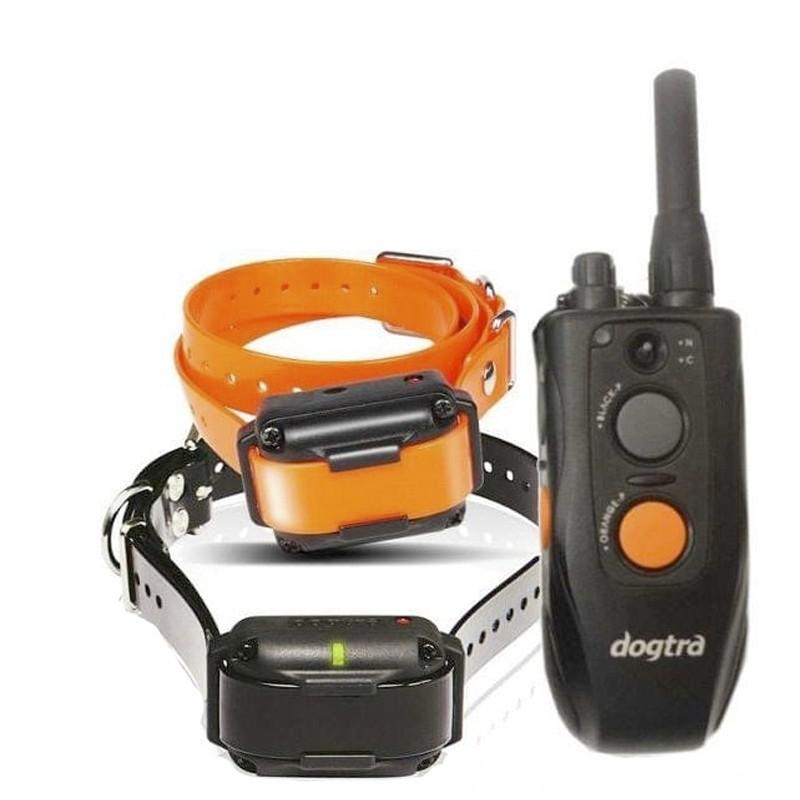 Dogtra 602m Dos Collares eléctricos Adiestramiento para dos perros