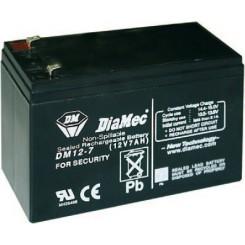 Batería recargable 12 V 7 A/h
