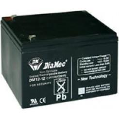 Batería recargable 12 V 12 A/h