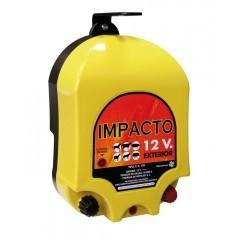 Pastor eléctrico Impacto 12 V. Batería exterior.