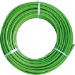 Cable aislante alta tensión metros lineales