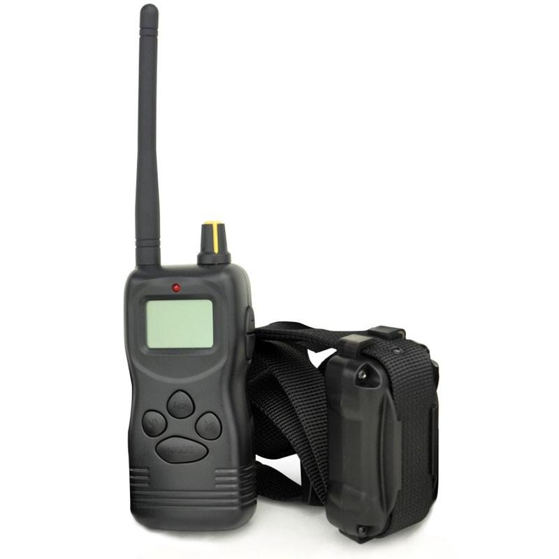 82€ Comprar Collar adiestramiento para perros  Dogsafe LCD 1 KM | Collar adiestramiento 1000 metros