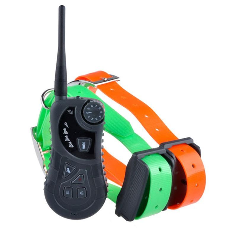 Aetertek AT-218 Para dos perros Collar Adiestramiento y Antiladridos