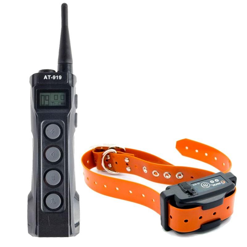 Aetertek AT 919 Collar adiestramiento cazadores profesionales 1km | Comprar Aetertek AT 919 mejor precio