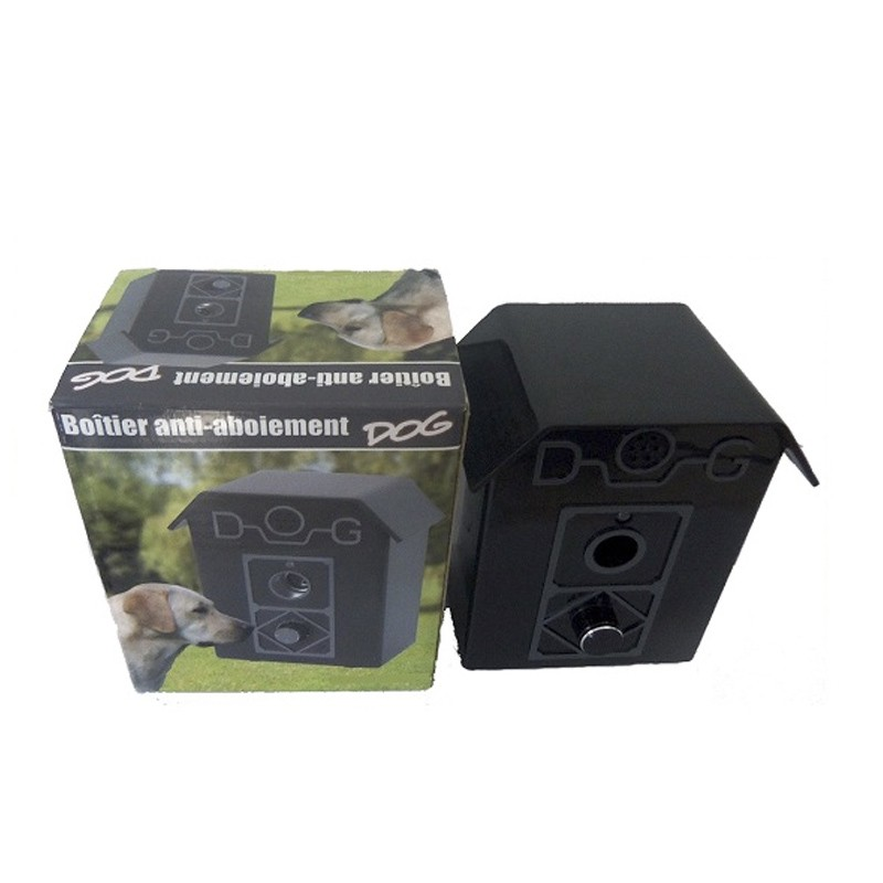 Antiladridos por ultrasonidos UL-10 interior exterior 15 metros, anti ladridos perro ultra sonidos