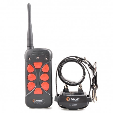 Aetertek AT 215D Collar Adiestramiento 500m sumergible | Comprar Aetertek AT215D Mejor precio