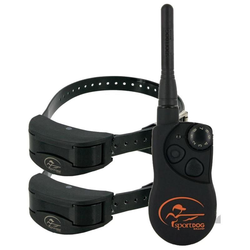 Collar Adiestramiento 2 Perros Sportdog trainer SD-1825 1600 mts, collar eléctrico para dos perros, collar electrónico dos perros