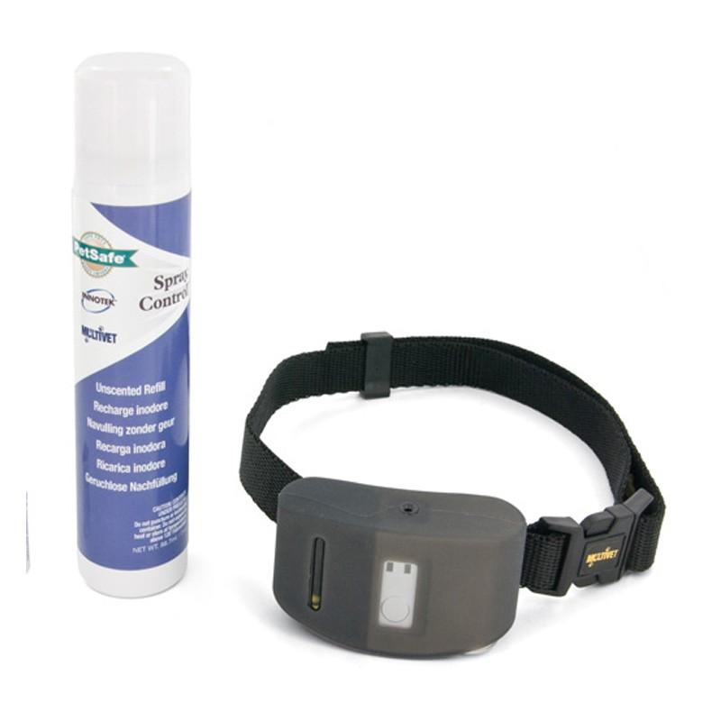 Collar Antiladridos Spray Petsafe deluxe SBC-10 Pantalla LCD | Comprar Petsafe Deluxe SBC-10 al mejor precio