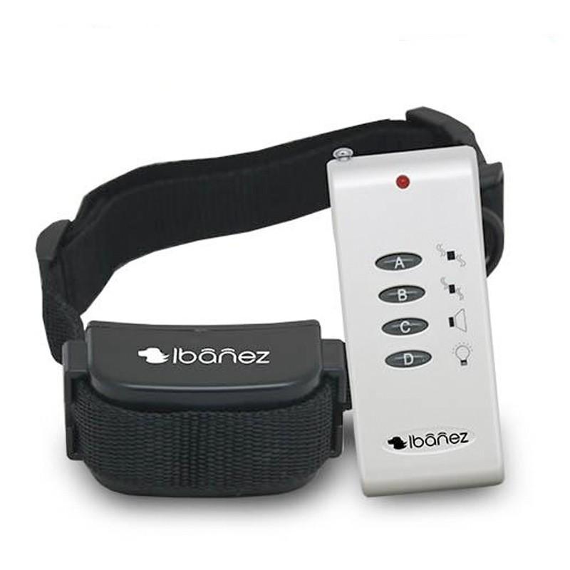 Collar Vibrador para perros adiestramiento vibración 100m, collar adiestar vibración , collar vibracion para perros barato