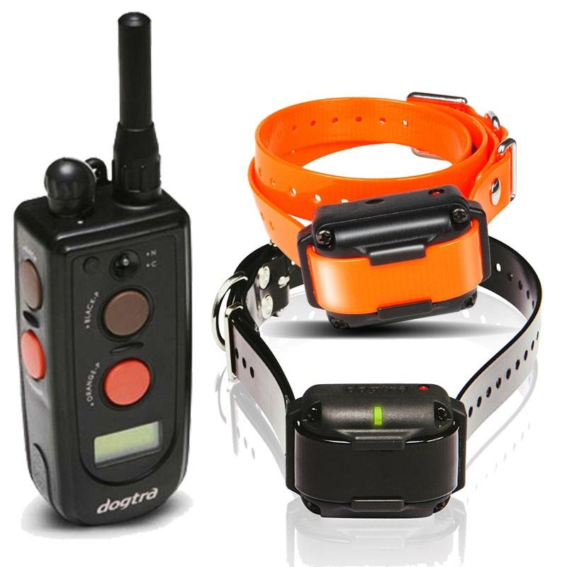 Dogtra 1212 NCP Doble Collar eléctrico 2 perros 1200m caza , dos collares electrónicos  Dogtra para adiestrar 2 perros, comprar dogra 1212 NCP ,precio dogtra 1200m