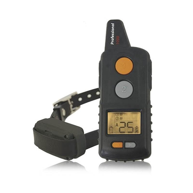 Dogtrace Pro 1000m Collar adiestramiento perros grandes Profesional | Comprar Dogtrace PRO Grande