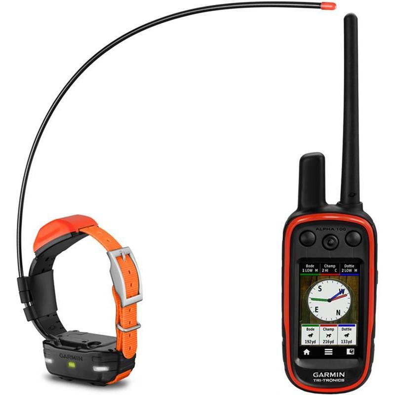 Garmin Alpha 100 TT15 mini Collar Localizador perros caza pequeños  +  Adiestramiento profesional razas pequeñas