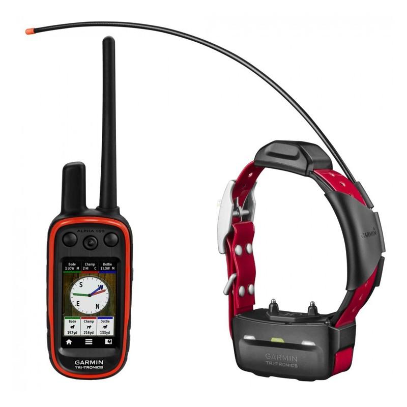 Garmin Alpha ® 100 & TT™15 Collar Localizador GPS perros caza +  Adiestramiento profesional