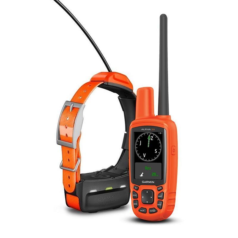 Garmin Alpha 50 + Collar T5 localizador GPS perros Caza  mapas españa europa, comprar garmin alpha 50 mejor precio español