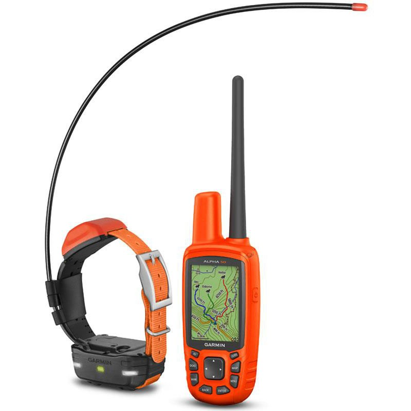 Collares gps t5
