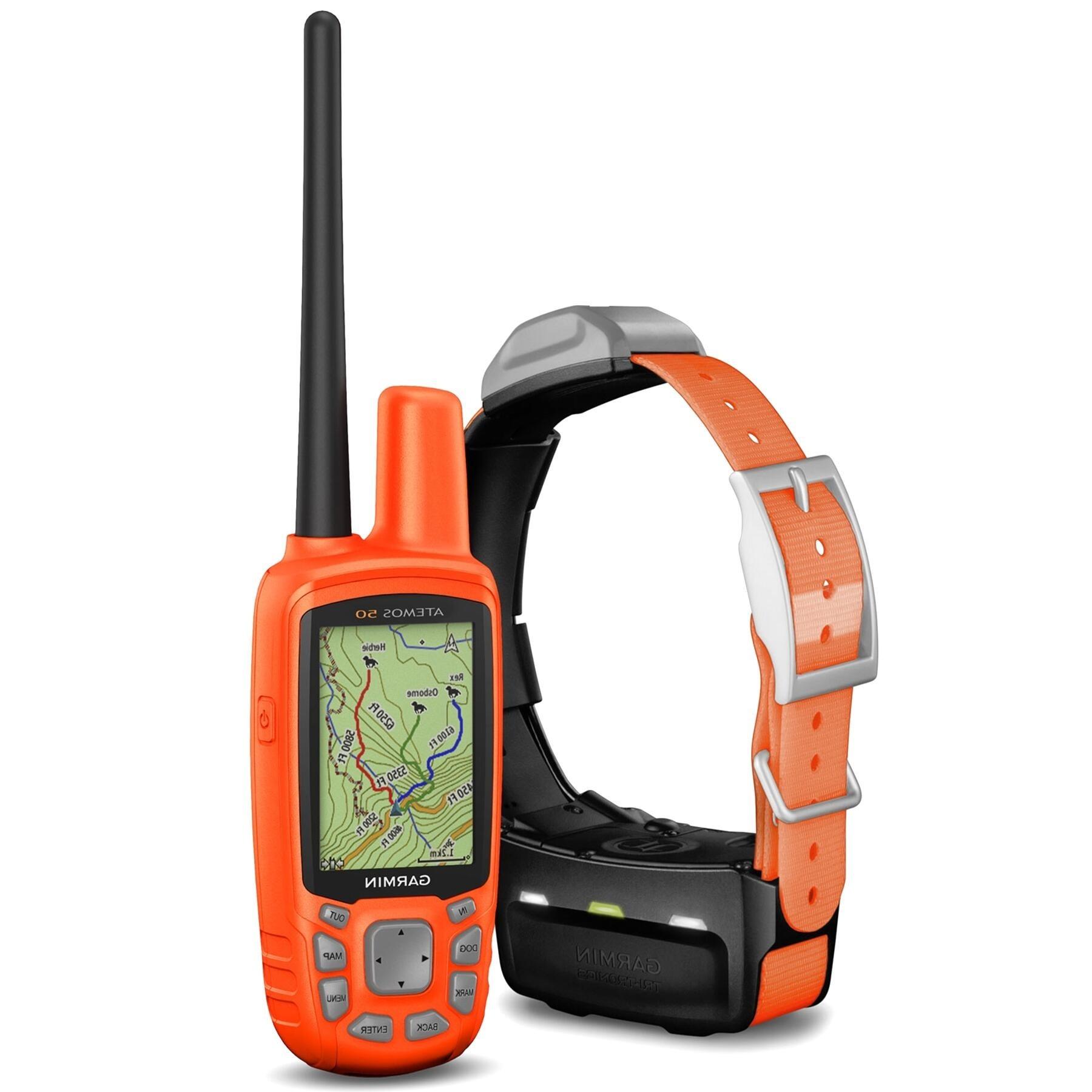 Garmin Atemos 50/K 5 System  Localizador GPS para perros + Collar K5, comprar garmin ATEMOS 50 al mejor precio mapas europa españa
