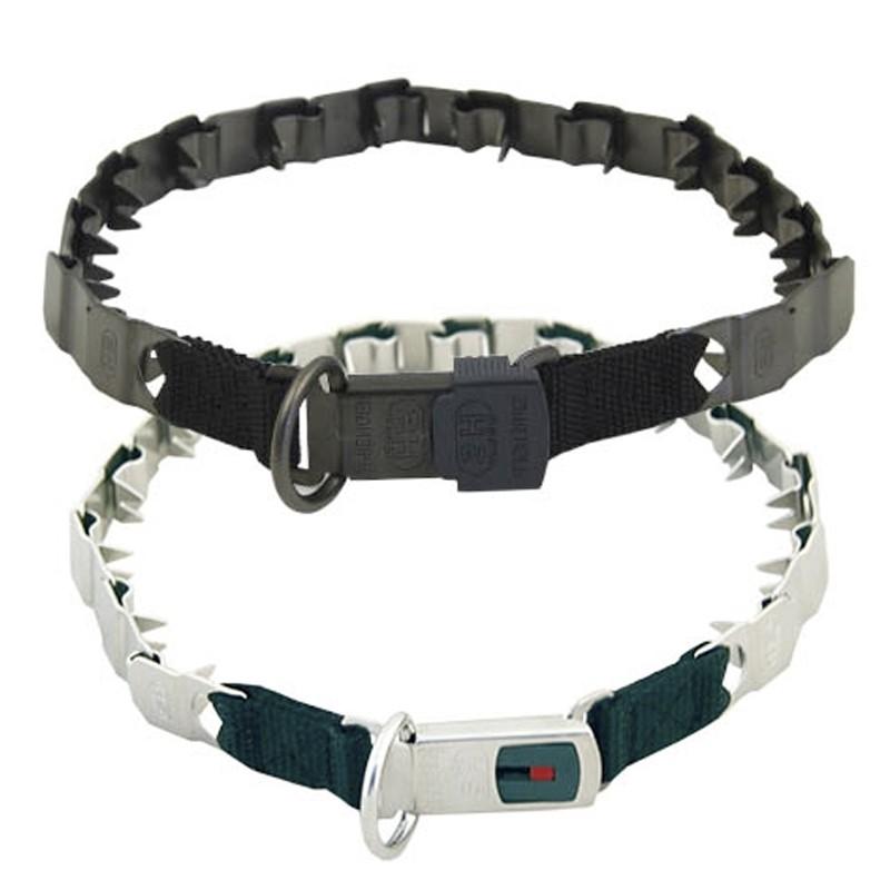 Hs Sprenger Neck-Tech Collar Adiestramiento Acero Inoxidable cierre Cliclock, comprar collar sprenger Neck-Tech, precio collar Neck-Tech, collar adiestramiento acero