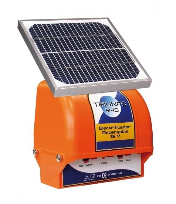 Kit Pastor Perros Solar 3 W valla eléctrica mascotas