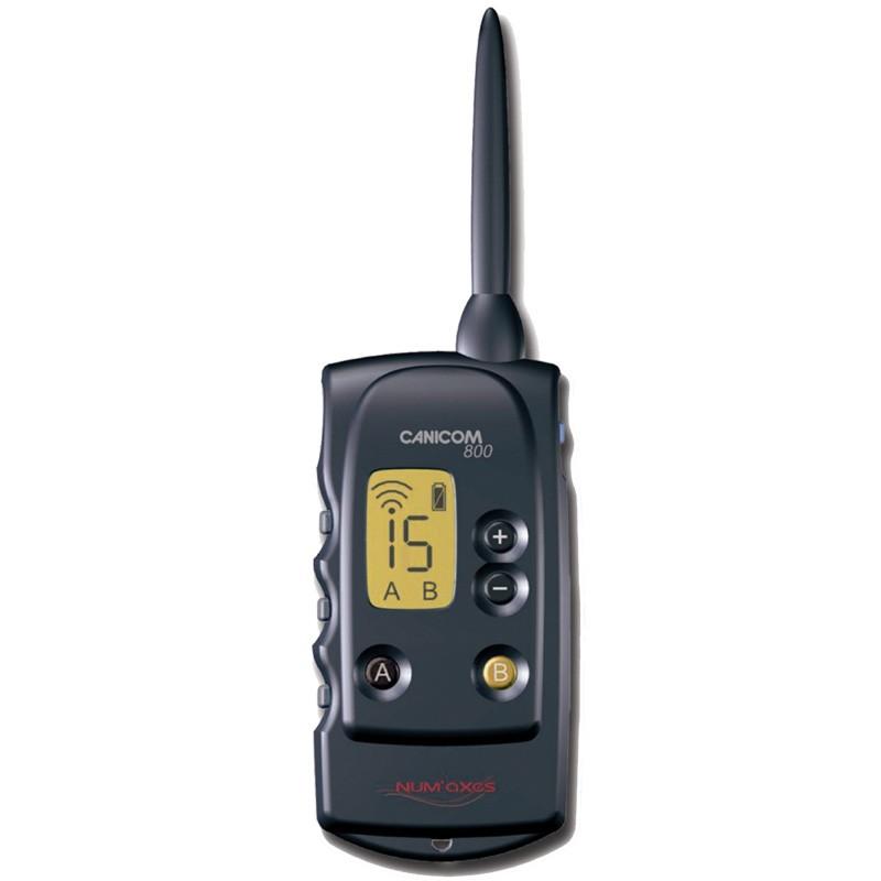 Mando canicom 800 para collar de adiestramiento al mejor precio , comprar mando canicom 800, precio mando canicom 800