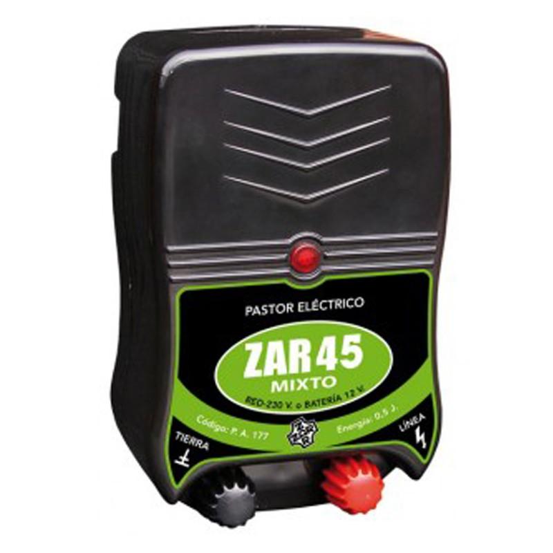 Pastor eléctrico ZAR-45 red 220v o 12v Batería comprar más barato