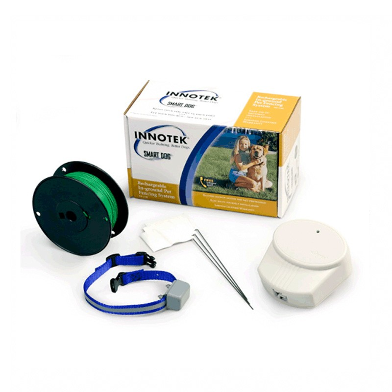 Valla Invisible Innotek SD-2100 Collar sumergible