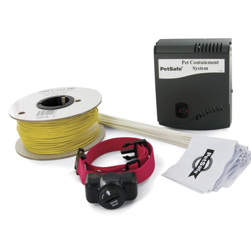 Valla Invisible Petsafe Radio Fence + Collar Ultralight Receiver perros pequeños, valla invisible petsafe perros pequeños, pastor electrico