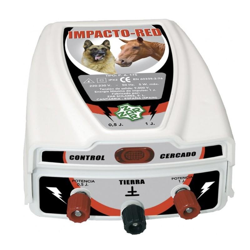 Venta Pastor eléctrico Impacto-Red. Perros y caballos compra precio barato, comprar Pastor eléctrico Impacto-Red. Perros y caballos 220v-230v 1J Potencia