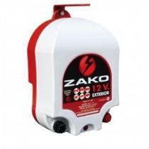 Pastor eléctrico Zako-Batería-Exterior