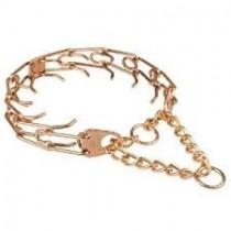 Collar metálico adiestramiento Ultra-Plus Sprenger - Curogan dorado