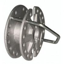 Tensor permanente alambre rotativo