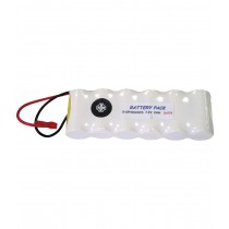 Batería Recargable 7.2 V. 1.8 A/h
