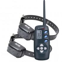 Dogtrace 1000 Dos perros Collar Adiestramiento Electrico doble collar