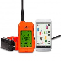 Dogtrace X 30T localizador GPS para Perros caza 20km Alcance + Adiestramiento
