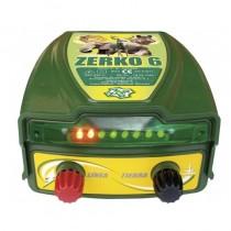 Pastor eléctrico Zerko-Red. 6 julios de potencia 30 km Alcance control luminoso, pastor eléctriico animales salvajes, pastor electrico grandes terrenos