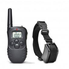 Collar adiestramiento para perros Dogsafe Impermeable,recargable,100 niveles X821-A