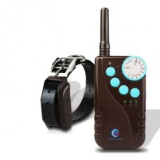 Petinccn P681C Collar eléctrico adiestramiento batería 600 Metros alcance