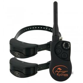Collar adiestramiento dos perros caza 1200m Sportdog Trainer SD-1225