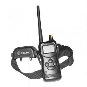 Petrainer PET900B1 E-Collar adiestramiento profesional perro caza 1kilometro