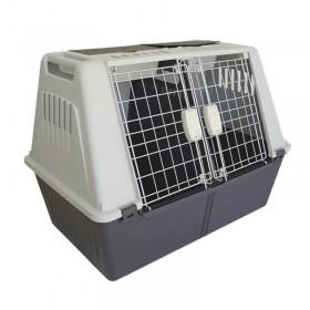 Transportin para perros 82cm adaptado para porton trasero