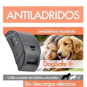 Dogsafe Collar Antiladridos 100% seguro sin descargas