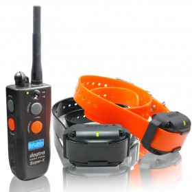 Dogtra 3502 NCP 2 perros Collares eléctricos adiestramiento perros caza 1600m