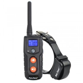 Petrainer PET916 Collar adiestramiento sumergible Batería Litio