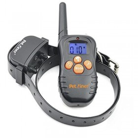 Collar para perros sordos llamador por vibración Petrainer PET998N1