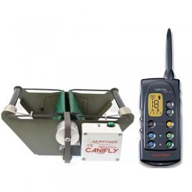 Kit Jaula lanzadera CaniFly con mando Canicom 1500 PRO
