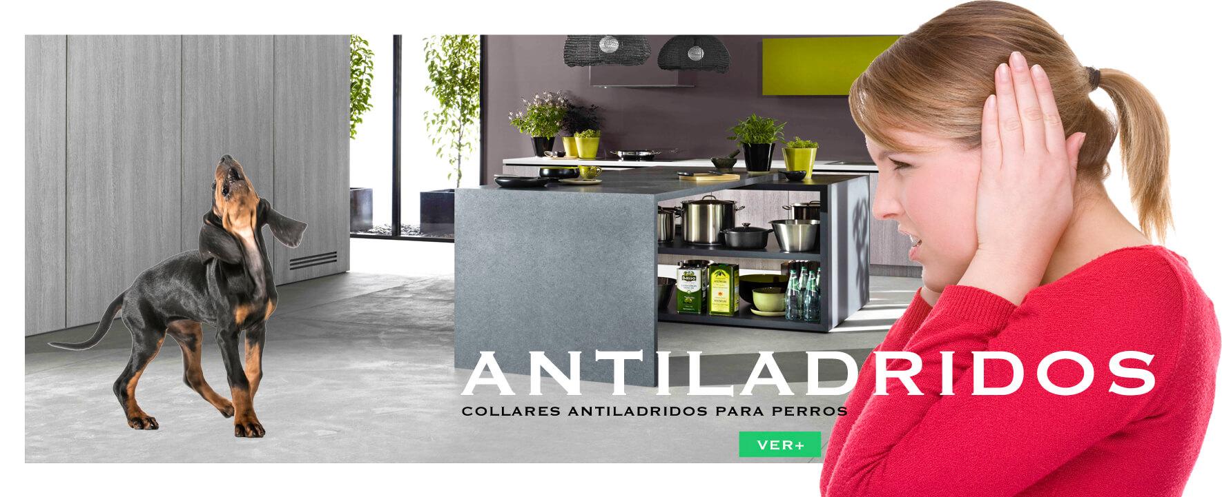 Collares antiladridos